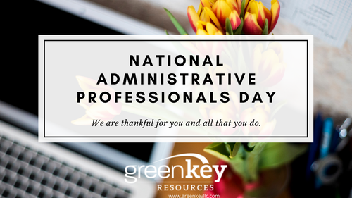 Recognizing Office Workers On Administrative Professionals Day