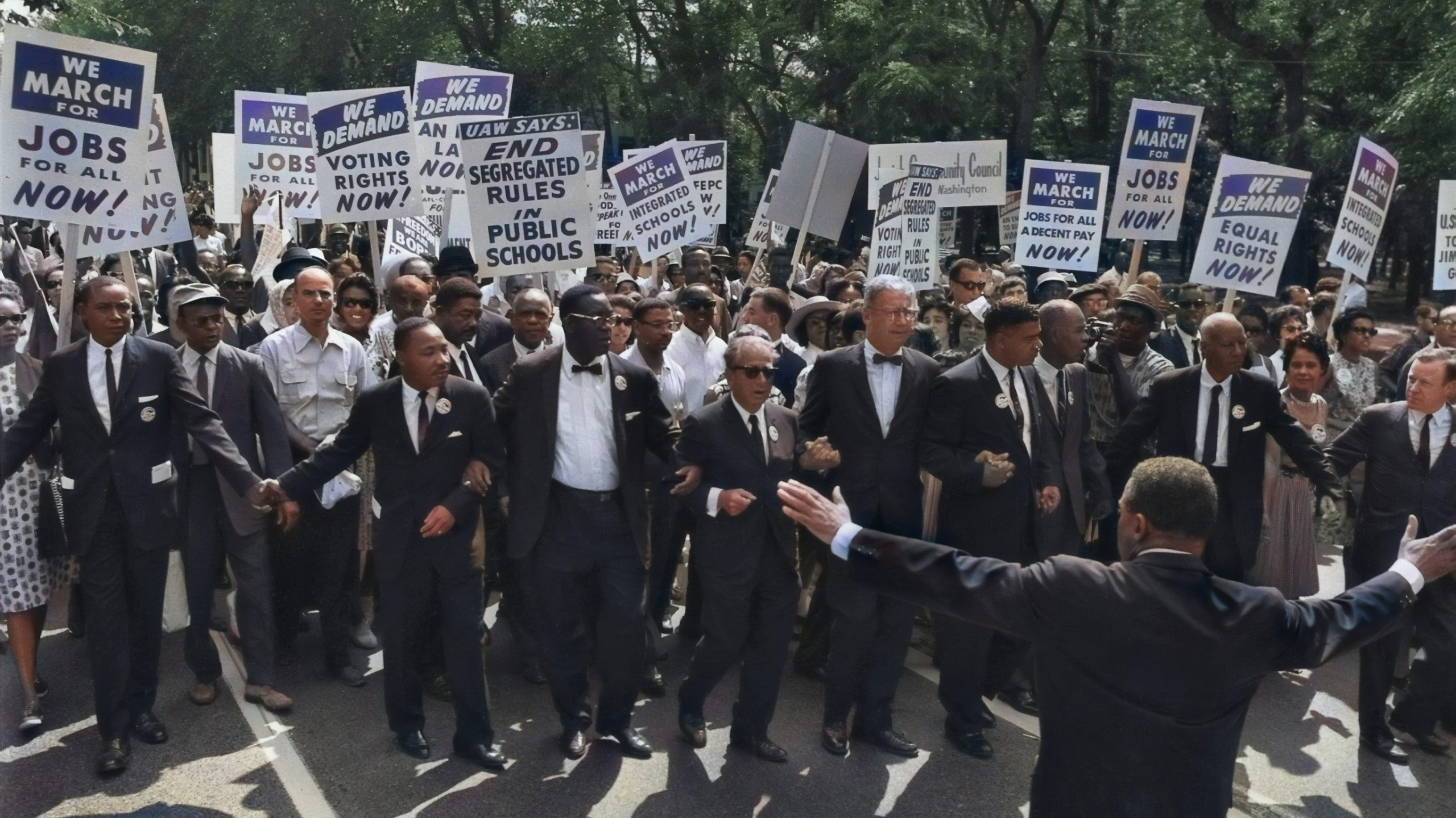 Honor Martin Luther King, Jr. with a 'Day On'