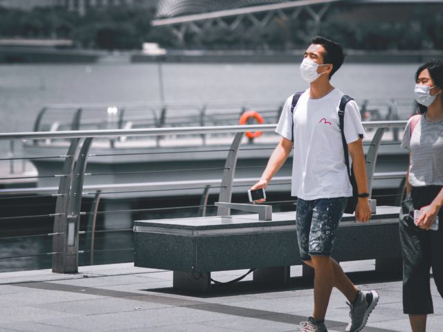 Your Mask Might Also Shield Your Seasonal Allergies
