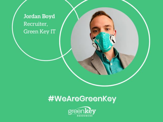 #WeAreGreenKey: Spotlight on Jordan Boyd