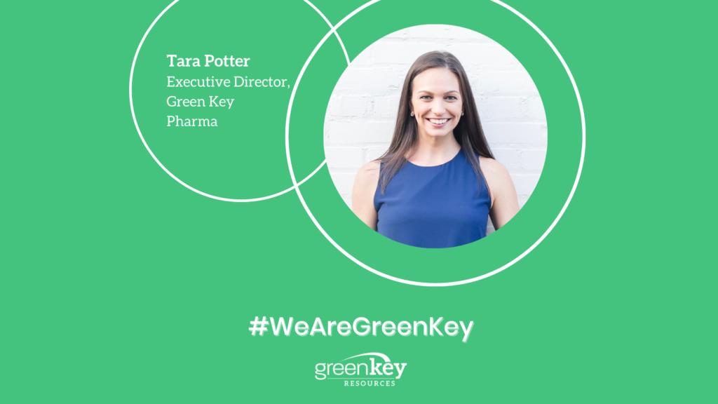 #WeAreGreenKey: Spotlight on Tara Potter