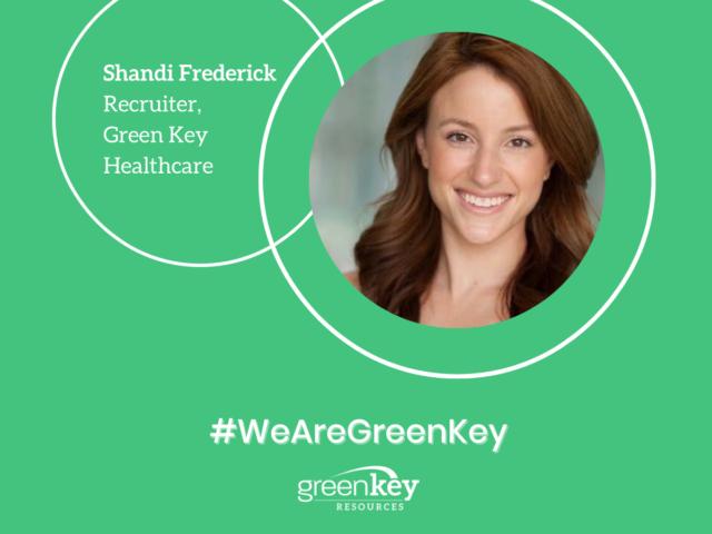 #WeAreGreenKey: Spotlight on Shandi Frederick