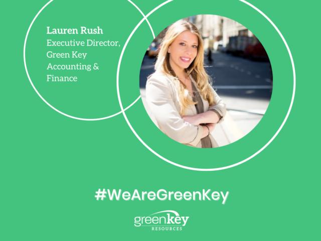 #WeAreGreenKey: Spotlight on Lauren Rush